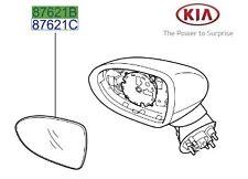 Genuine Kia Ceed SW 2012-2017 Mirror Glass LH - 87611A2010
