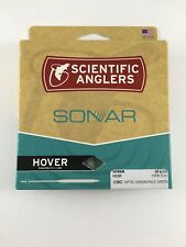 SCIENTIFIC ANGLERS SONAR HOVER WF-5-F/H OPTIC GREEN/PALE GREEN FLY LINE
