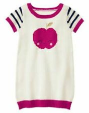 NWT Gymboree CHARM CLASS Size 2T  Apple Sweater Dress NEW!!