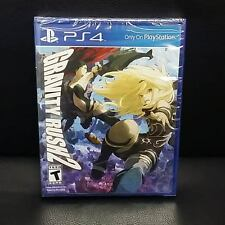 Gravity Rush 2 PS4 Game Brand New Sealed