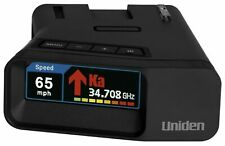 Uniden R7 Long Range Radar Detector with GPS & Threat Detection - Black