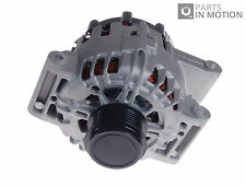 OPEL INSIGNIA 2.0 Alternator 2008 on A20NHT Manual ADL 01204650 1204650 13500331