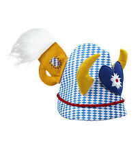 OKTOBERFEST BAVARIAN MUNICH HAT 1 PER PACK NOVELTY FANCY DRESS BEERFEST