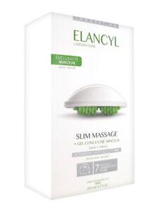 ELANCYL-Activ-Slimming-Massage-kit-Glove-Slimming-Shower-Gel-200ml-6-7oz  .NEW!