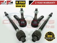FOR CHRYSLER 300C FRONT INNER & OUTER STEERING TRACK TIE RODS RACK ENDS 2WD RWD