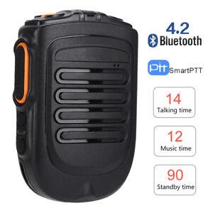 BM001 Wireless Handheld Microphone Speaker Bluetooth PTT For POC Walike Talkie