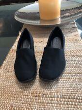 Women's ECCO Abelone Gore-Tex Black Wedge Waterproof Shoes EU 36 6