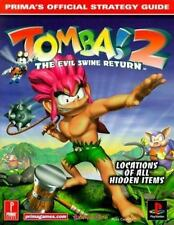 Tomba 2 The Evil Swine Return (Prima's Official Strategy Guide) by Ceccola, Rus