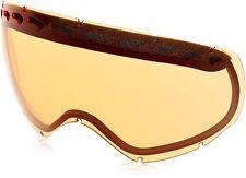 Oakley risposte lente rompighiaccio DUAL ventilata SCHERMO di ricambio per maschera da sci / Snowboar...