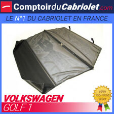 Filet anti-remous coupe-vent, Windschott, Volkswagen Golf 1 - TUV