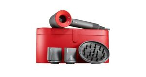 Brand New Dyson Supersonic Hair Dryer Gift Edition With Red Case