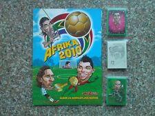WORLD CUP AFRIKA 2010 (EMPTY ALBUM + COMPLETE LOOSE STICKER SET) + PANINI