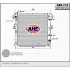 Wasserkühler für SSANGYONG Kyron 2.0 Xdi AHE  143.003