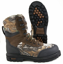 Rocky Camo Waterproof Insulated Hunting Boot Cut Proof 400G Thinsulate RKYS097