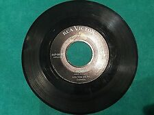Artie Shaw And His Orchestra 45 Record Frenesi/September Song RCA Victor
