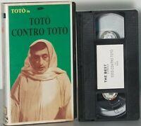 Toto' contro Toto' VHS Film
