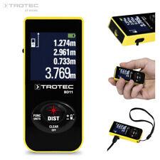 TROTEC Entfernungsmesser BD11 | Laser | Distanzmesser | Entfernungsmessgerät