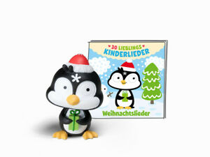 30 Lieblings-Kinderlieder: Weihnachtslieder (für die Toniebox), Tonie, NEU