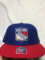 New York Rangers Snapback New With Tags