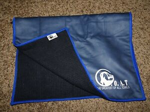 NEW The G.O.A.T. Disc Golf Towel **Choose Color**