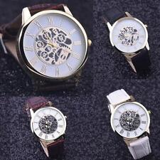 Luxury Fashion Men's Date Quartz Stainless Steel Analog Sport Dial Wrist Watch