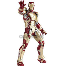 Revoltech 049 Sci-Fi Iron Man Mark XLII Action Figure Marvel Kaiyodo 49 Genuine