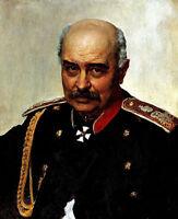 Oil painting REPIN, ILIYA EFIMOVICH - Male portrait General Dragomirov