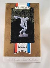 1996 Hallmark Keepsake Ornament Olympic Triumph Spirit Collection QXE5731 NIB