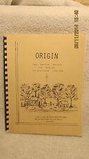 Vintage Book Origin: United Church of Christ in Southern Indiana, U.C.C. History