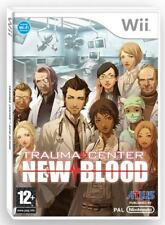 TRAUMA CENTER : NEW BLOOD Wii GIOCO Wii NUOVO  ITA PAL