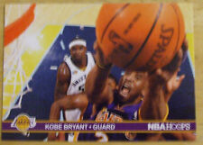2011-12 Panini Hoops Action Photos #24 - Kobe Bryant - Insert Card