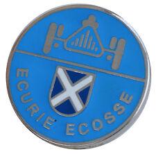 ECURIE ECOSSE   - Jaguar Scotland lapel pin