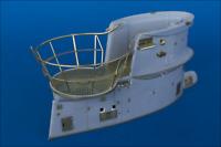 Wintergarten U-Boot Turm Upgrade  1:48   U-96 / Hachette   © SRS ©