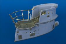 GIARDINO d'inverno sottomarino Torre upgrade 1:48 u-96/Hachette © SRS ©