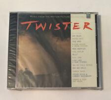 Twister-Various Artists Soundtrack-CD Sealed Jewel Case