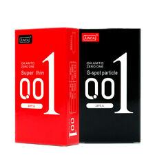 30pcs ultrathin Condoms 0.01 Zero One Ultra Thin Condom Thinnest Skinless Large