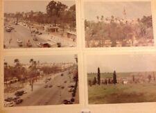 Vintage 1969 Photo Travel Album Spain Casablanca Gibraltar Mediterranean 64ct