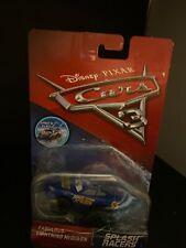 Disney Pixar Cars 3 Spash Racers Fabulous Lightning Mcqueen Vehicle