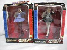 "Lot 2 Capcom Girls DX Figure ""Ingrid"" Normal &  2P Color Japan"