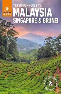 Rough Guide to Malaysia, Singapore & Brunei *FREE SHIPPING - NEW*