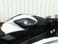 Yamaha R6 2006 - 2007 Carbon Fibre Fuel Tank Sliders side protectors Road Race