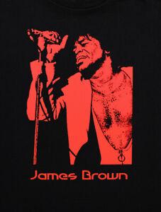 James Brown t shirt funk bag