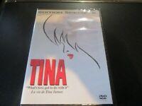 "RARE! DVD NEUF ""TINA, LA VIE DE TINA TURNER"" Angela BASSETT, Laurence FISHBURNE"