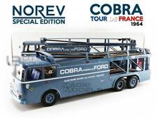 Fiat Bartoletti 306/2 Shelby Cobra Camion Alan Homme Course Ltd 1 18 ni