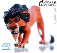 Lion King Scar PVC Figure Figurine  Applause Disney Cake Topper B4 Lion Guard