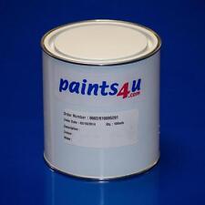 1L Brushing Gloss Topcoat Enamel Paint Tin RAL FARNGRUEN 6025