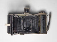 6x9 Vintage Balda Pontina Camera W Case For Parts or Repair - Camera only c1937