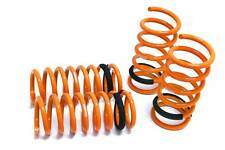 MEGAN SUSPENSION LOWERING SPRINGS FOR 03-07 INFINITI G35 2DR COUPE RWD V35 VQ35