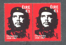 Ireland-Che Guevara -pair - mnh 2017-military