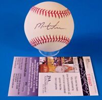 MASON WILLIAMS SIGNED ROM BASEBALL ~ AUTOGRAPH BALL ~ JSA T05667
